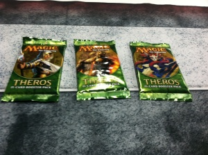 Theros Packs