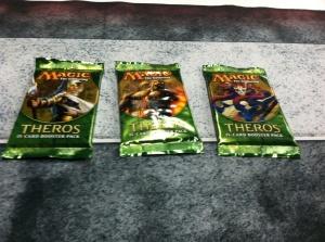 Theros Packs